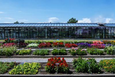 Batiment Jardin Botanique Van den Hende